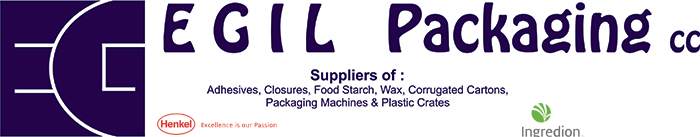 EGIL Packaging cc Logo